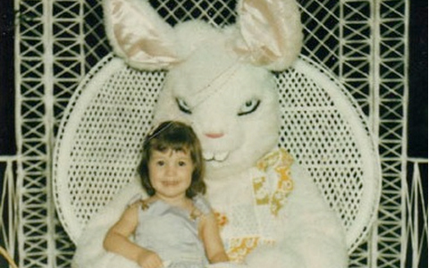Narrative show about childhood trauma. PLOT TWIST: you're the bunny.